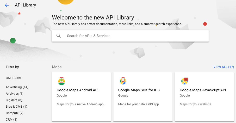 How to get map working with Google API Key? – ListingPro Documentation